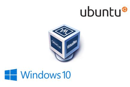 Установка VirtualBox с операционной системой Ubuntu на Windows 10