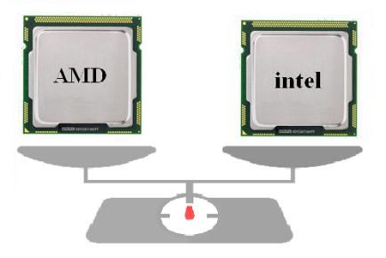 Сравнение процессоров разных производителей
