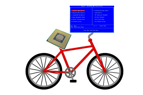 Как правильно разгонять процессор через БИОС