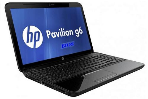 Как зайти в БИОС в ноутбуках HP