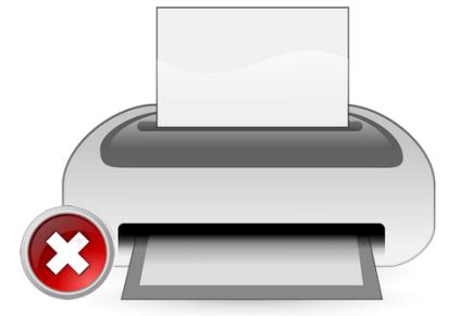 Как полностью удалить драйвер принтера в Windows 7