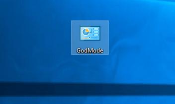 Иконка GodMode