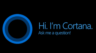 hi I am Cortana