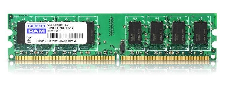 Память DDR2-PC2 6400