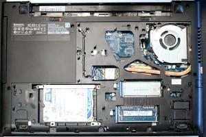 Процессор без задней крышки