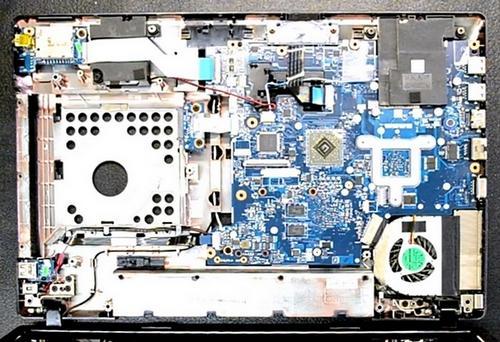 Ноутбук без шлейфов