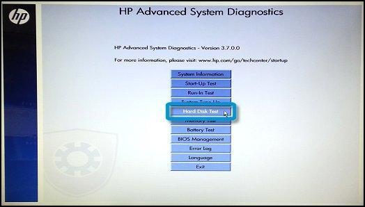 Расширенная системная диагностика