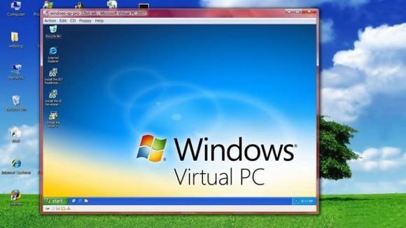 Virtual PC ВМ
