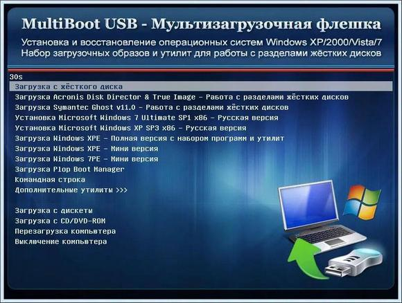 MultiBoot USB