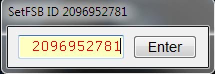 SetFSB код