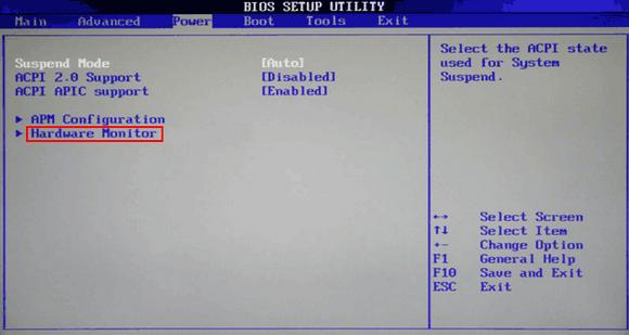 BIOS разгон кулера