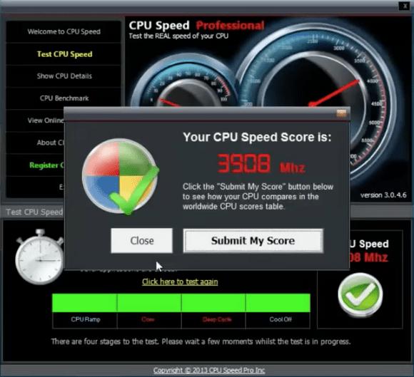 AMD test разгон