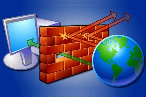 Как включить защитный Брандмауэр в Windows 10 8 7