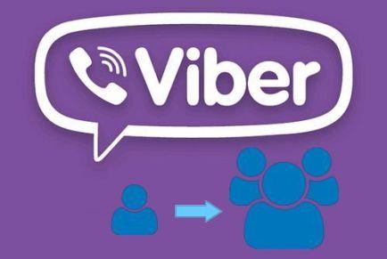 Как добавить новый контакт в Вайбер