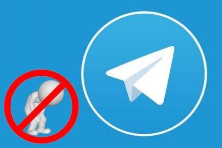 Какими способами можно заблокировать человека в Телеграмме