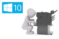 Как установить принтер в Windows 10