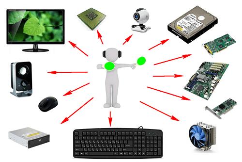 Запуск диспетчера устройств в Windows 10 8 7 XP
