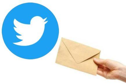 Как написать в Твиттере личное сообщение