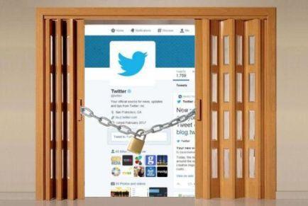 Как сделать закрытый аккаунт в Твиттере