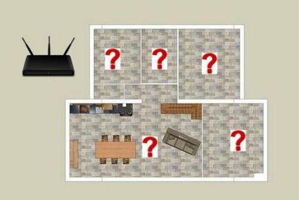 Как правильно установить роутер в квартире