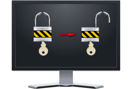 Как правильно отключить блокировку экрана Windows 7