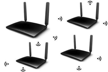 Как из роутера сделать Wi-Fi репитер