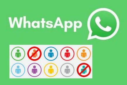 Как заблокировать контакт в мессенджере WhatsApp