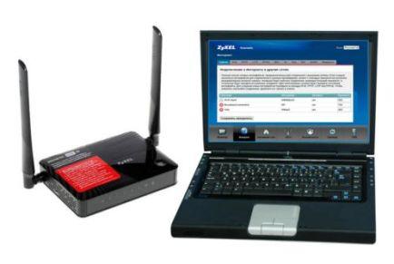 Настройка на роутере Keenetic VPN-сервера