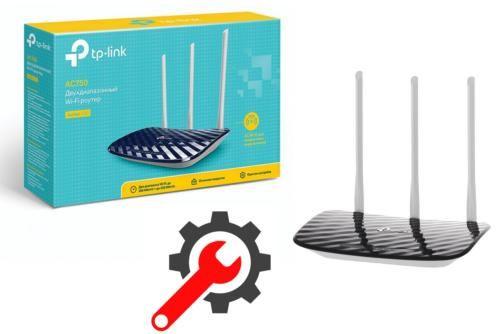 Настройка Wi-Fi роутера TP-Link Archer C20