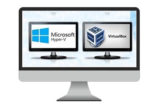 Как в Windows 10 применить виртуальные машины Hyper-V и VirtualBox