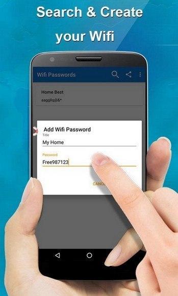 Смена пароля через телефон