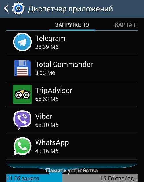 Диспетчер приложений2