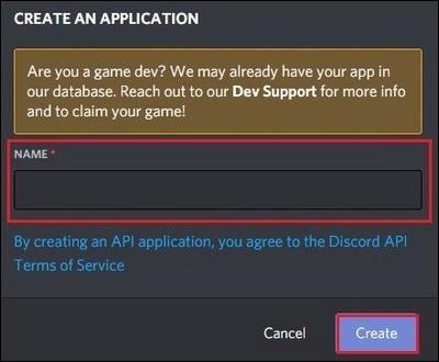 Создание приложения