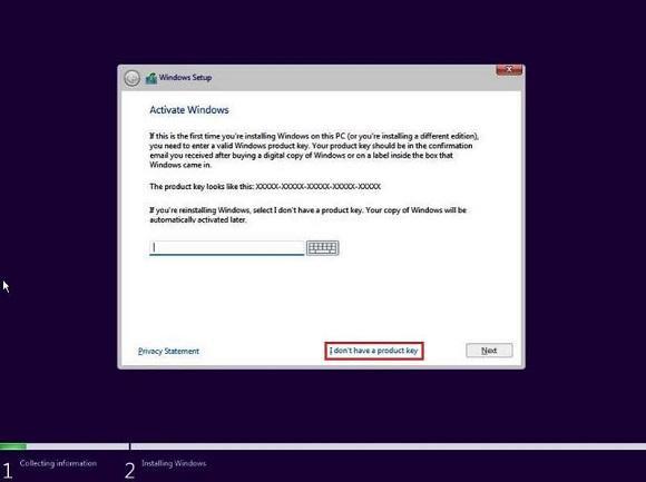 Ключ активации Windows11